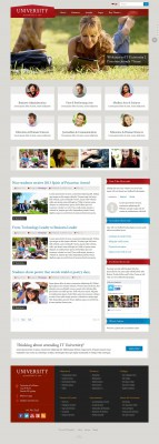 it-university-2---template-joomla