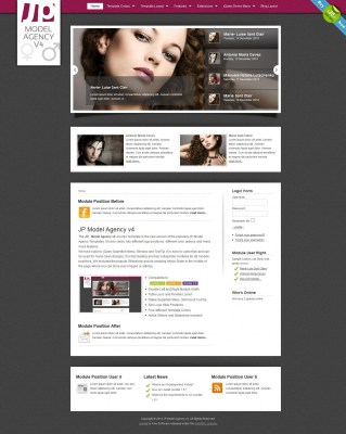 jp-model-agency-4---template-joomla